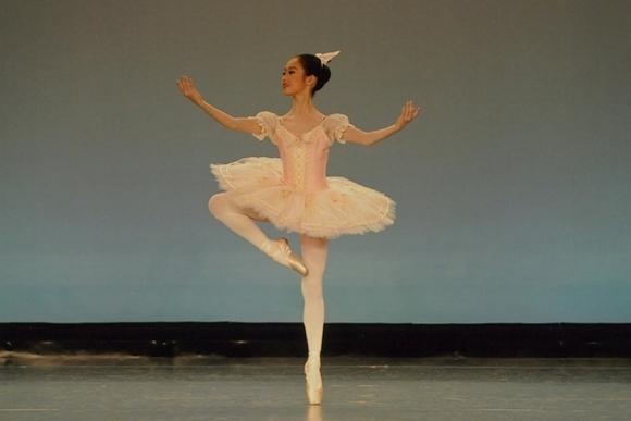 自らが重なるバレエ少女役でドクターX出演の井本彩花