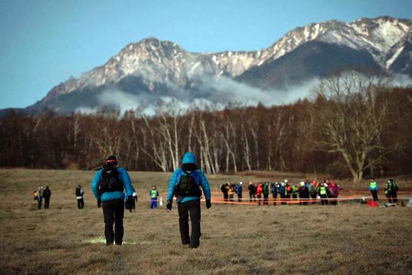 11月の八ケ岳麓で1泊2日の山岳レース「OMM JAPAN 2017」