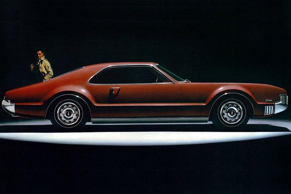 あこがれの米国車、オールズモビル「トロネード」