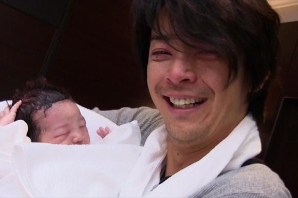 敦士 第1子誕生に「赤ちゃんより僕の方が泣いた」