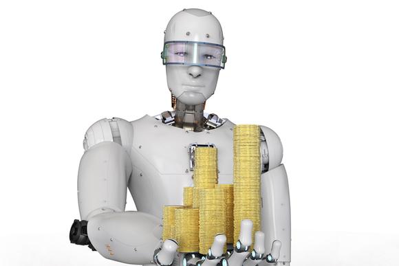 資産運用も人工知能(AI)を使う時代に!?