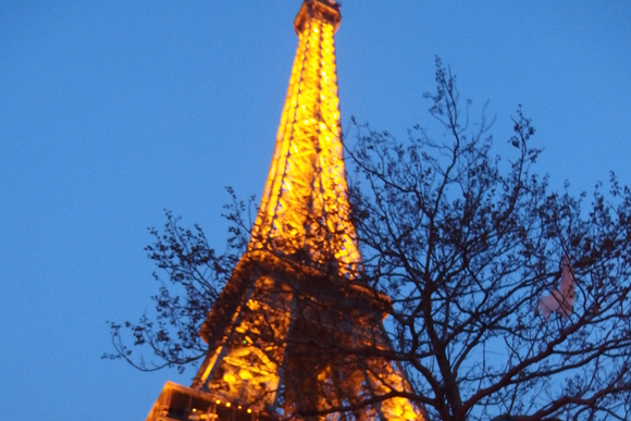 「パリ」という響きは魔法の言葉