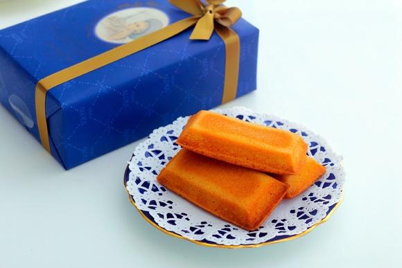 母・百恵さんがよく購入 上品な甘さのフィナンシェ