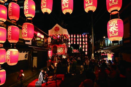 引き継がれてきた日本の伝統文化 「山車祭り」