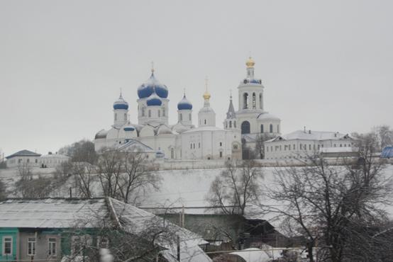 小雨が降る終着駅モスクワへ シベリア鉄道の旅