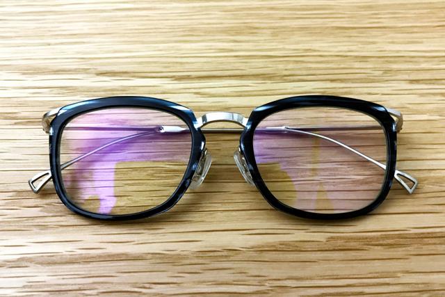 詩情を感じる「鯖眼鏡」