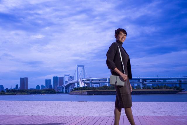 浅尾美和さん「すてきな服でリフレッシュされます」