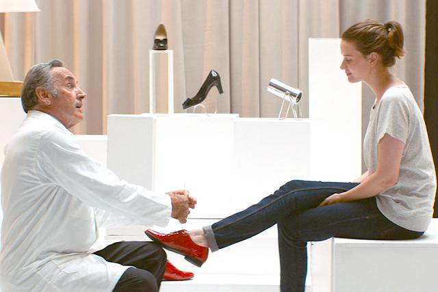 『ジュリーと恋と靴工場』試写会ご招待