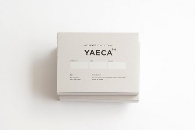 気がつくと何年も袖を通す服 YAECA