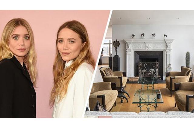 オルセン姉妹のNYのアパートメントが売り出し中