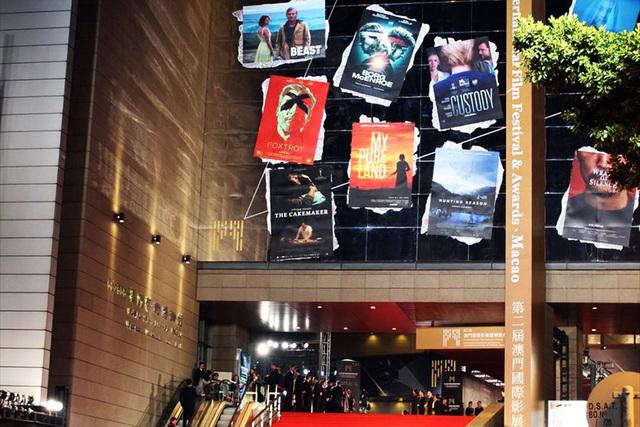 今年の話題作が集結 マカオ国際映画祭