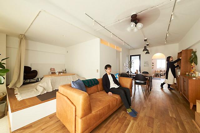 153>二世帯住宅+猫部屋、家族...
