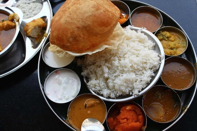 何が出るかはお楽しみ。NO.1インド料理