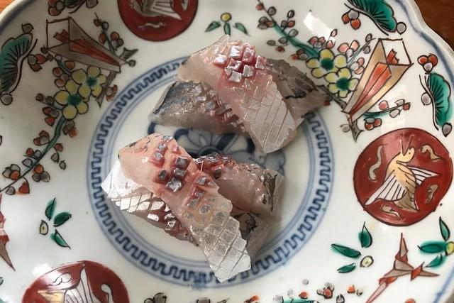 出水vs福岡、釣りアジの食べ比べ