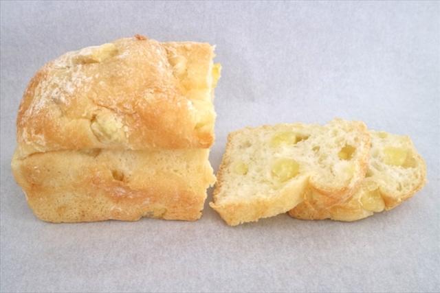 これがパン? でも食べると「すごい!」