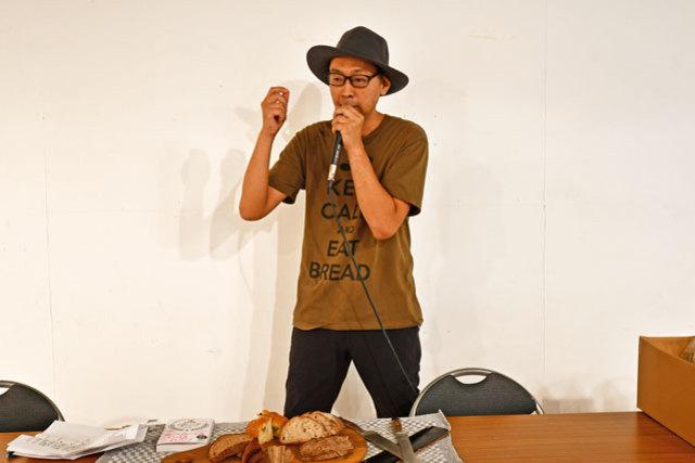 池田浩明さん、「すごいパン」を語る