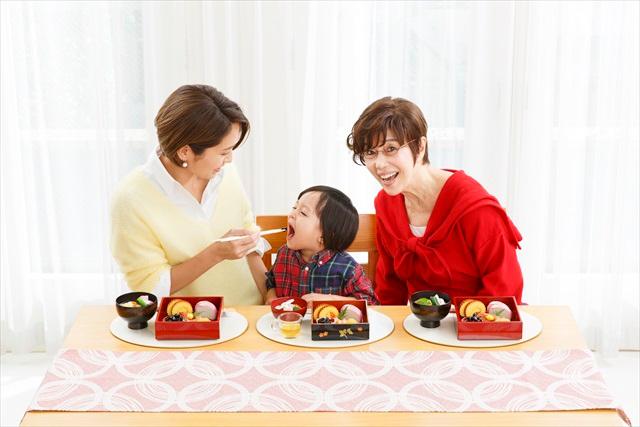 おいしく食べてつなぎたい、日本のお正月