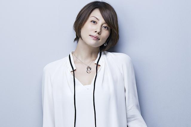 米倉涼子さん、落ち込んだ時どうしてますか?