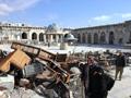 荒廃のシリア・アレッポ