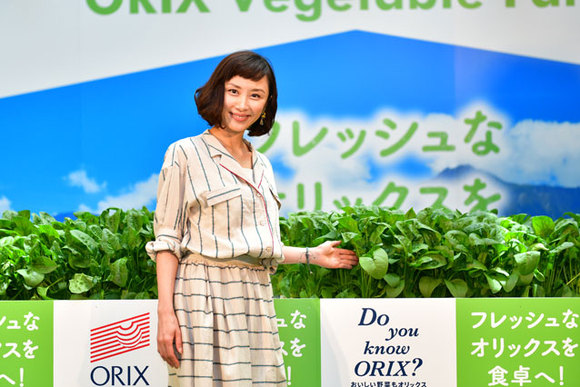"""オリックスが六本木に""""体験農場""""をオープン!"""