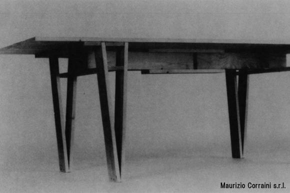 衝撃的なカッコよさ!? 数種類の材料で作れる家具
