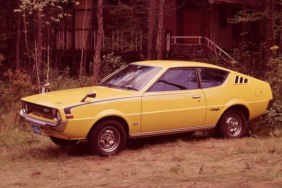 70年代トップクラスの美の記憶 三菱ランサーセレステ