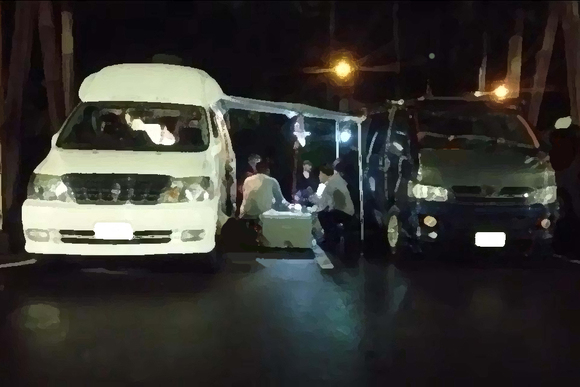 キャンピングカーをPA・SAや道の駅で使う際のマナー
