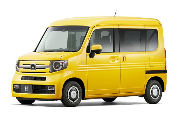 ホンダN-VANは新しい軽キャンプ車のベースになれる!?