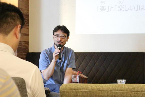 会社にいながら自由に働く 朝渋読書会、仲山進也さん
