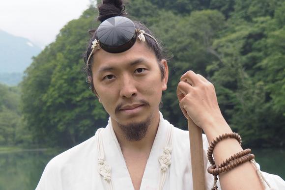 現代の山伏が守りたい文化 坂本大三郎が山に入る理由