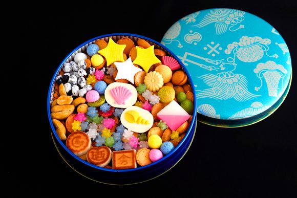 遊びがあって粋な作り 客に出すと喜ばれるお菓子