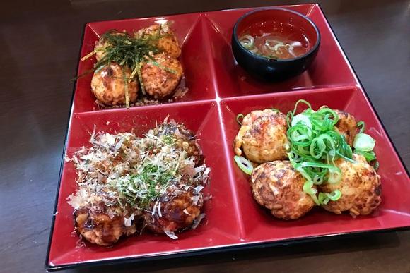 大阪人が薦めるたこ焼き店「たこ焼 十八番」がうまい!