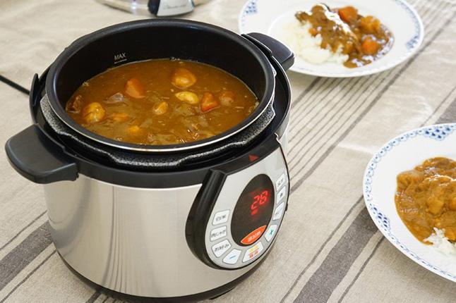 自動調理鍋が人気! Amazon 電気圧力鍋ランキング