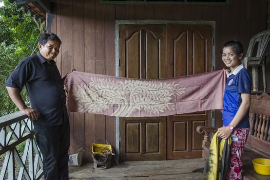 カンボジア旅、伝統を復興させた日本人の足跡を訪ねて