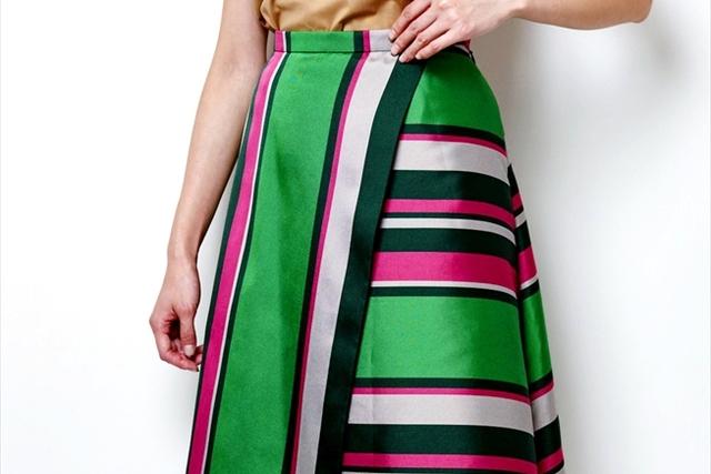 スカートで春満喫