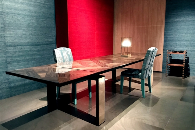 ブランドの粋、家具に投影 ミラノ・デザインウィーク
