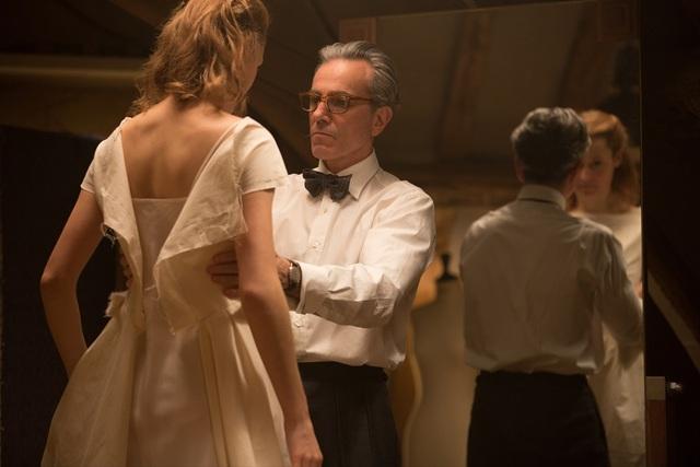 映画「ファントム・スレッド」愛とファッションの可能性