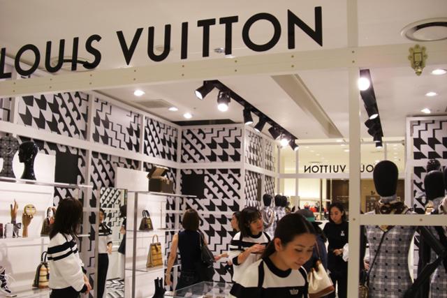 ルイ・ヴィトンと伊勢丹新宿店の共同企画の新たな力とは