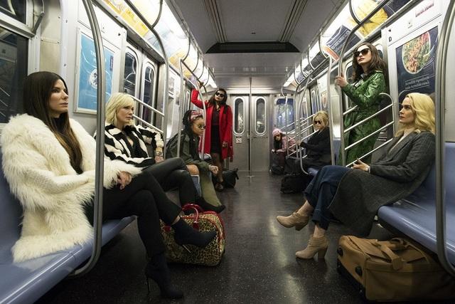 「オーシャンズ8」の新しいフェミニズムとファッション
