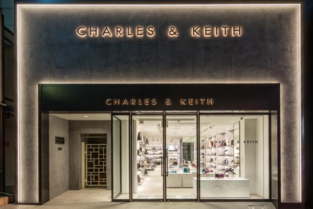 「チャールズ&キース」が渋谷・スペイン坂にオープン