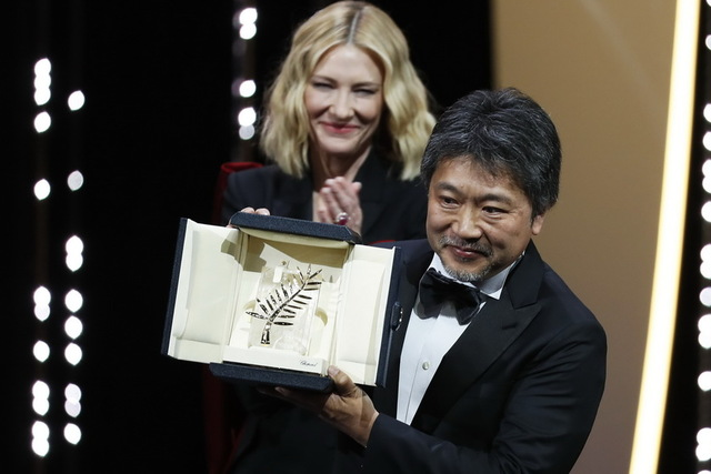 写真特集・パルムドールの瞬間 カンヌ国際映画祭