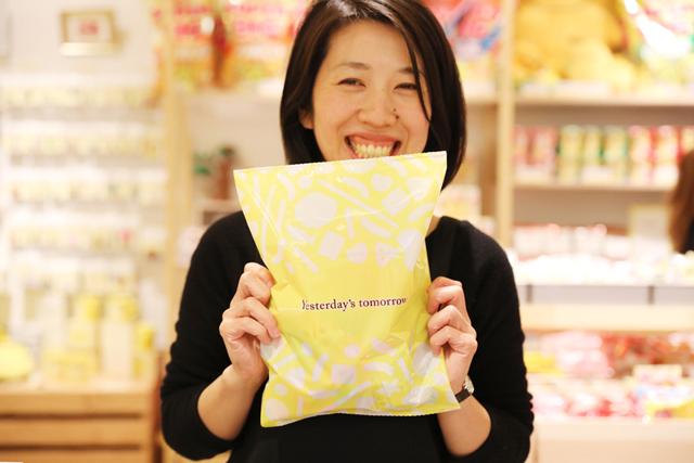日本中の菓子が集まる店「イエトモ」