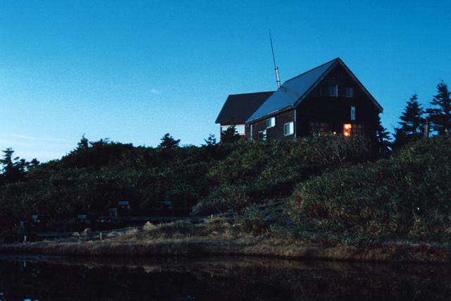 お気に入りの山小屋の見つけかた