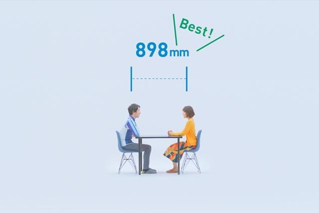 会話と食事が弾む、夫婦の距離感とは?