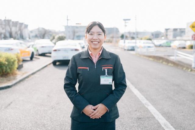 教習所インストラクター・篠原美雪さん