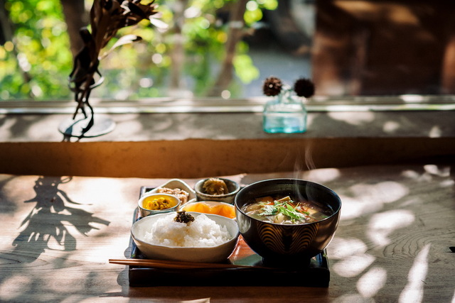 鎌倉宮参道沿い、「いい感じ」のランチ