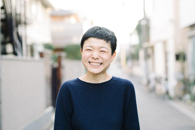 竹内万貴さん(38歳)/スタイリスト