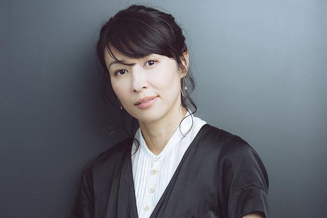 水野美紀さん「舞台や物語の作り手でいたい」