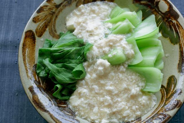 ダイエット中の夫と。低カロリーでも満足できる豆腐料理