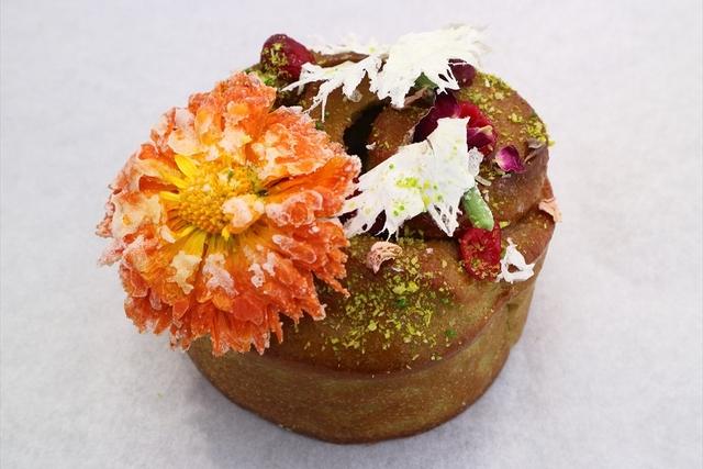 映画『アメリ』を思い出し……美しい花のパン「アメリ」